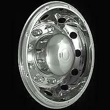 "22.5"" Stud Chrome Wheel Covers (Prime Mover - Semi Trailer)"