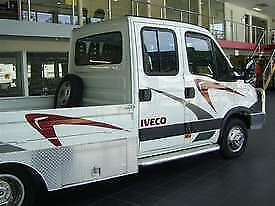 fits Iveco Daily 6 Stud 16 Inch  TOW MOTORHOME